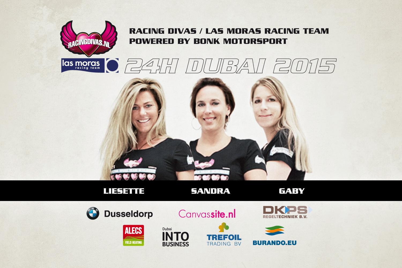 Racing Diva's 2014